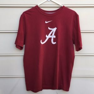 Alabama Nike Men's performance college t-shirt